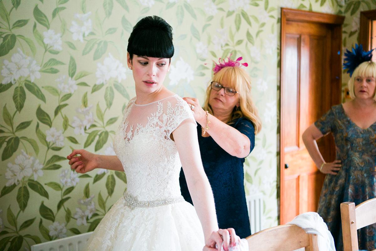 Chequers Ledsham Wedding-19