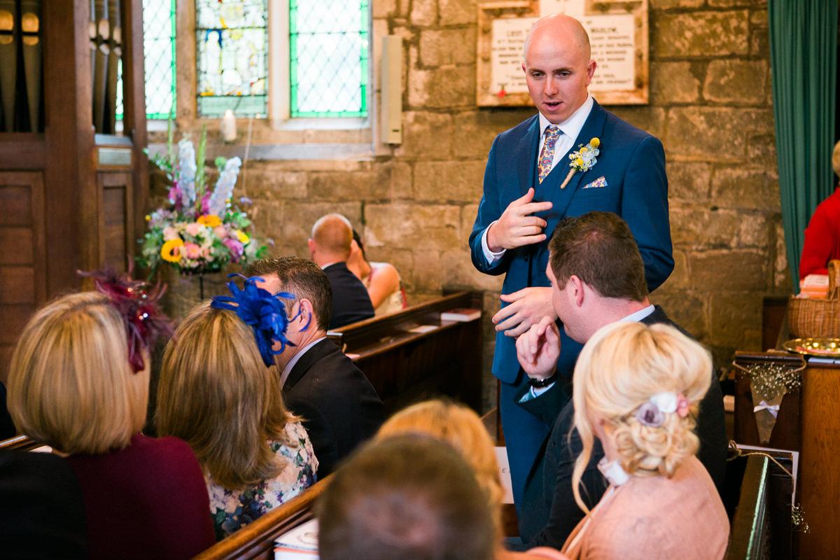 Chequers Ledsham Wedding-26