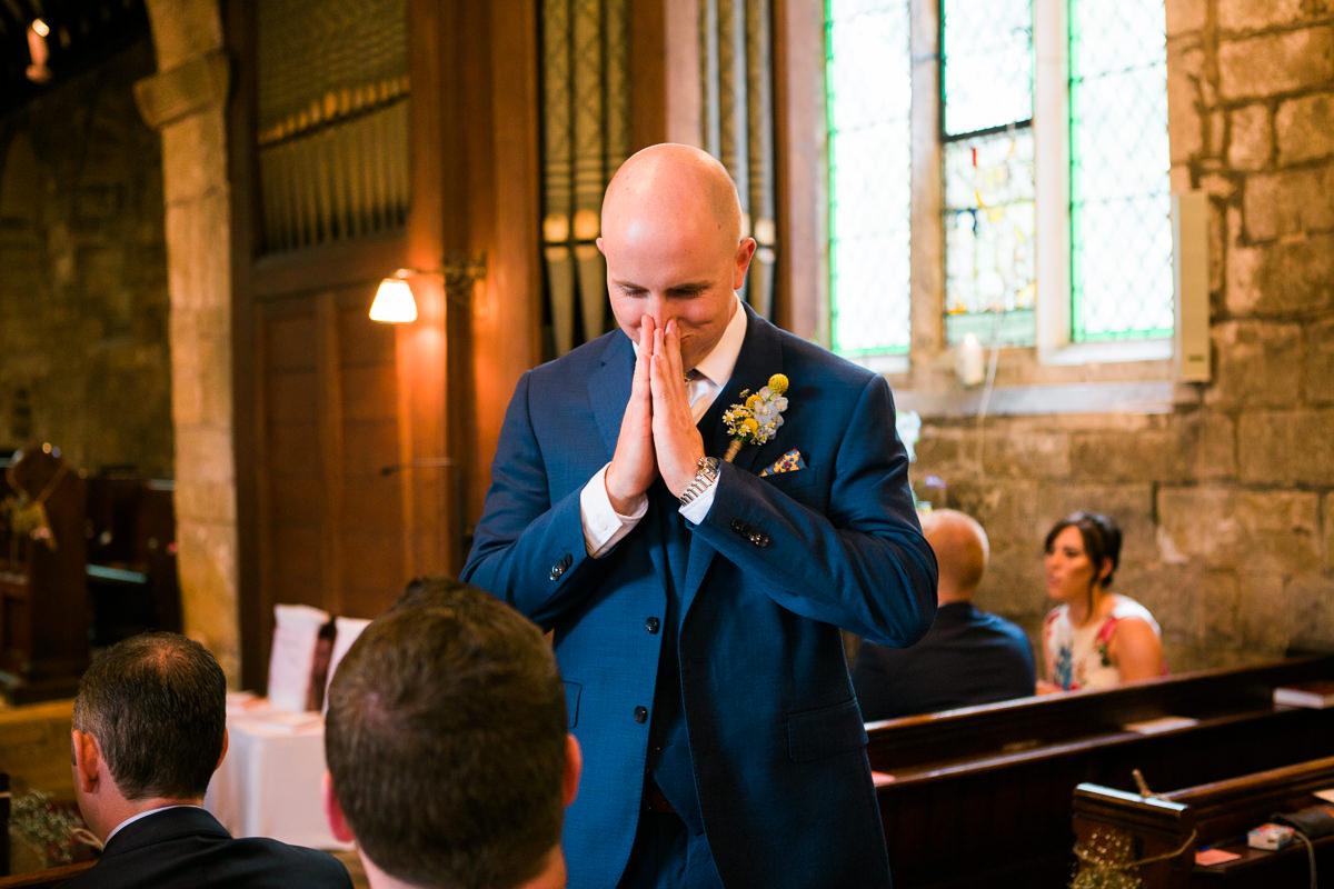 Chequers Ledsham Wedding-27