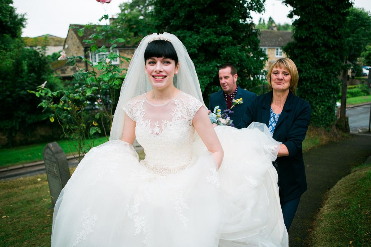 Chequers Ledsham Wedding-31