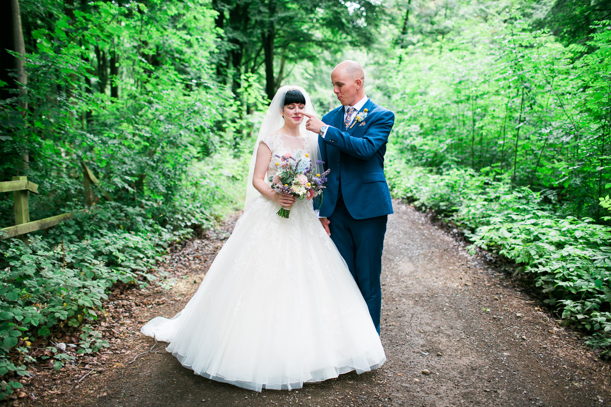 Chequers Ledsham Wedding-45