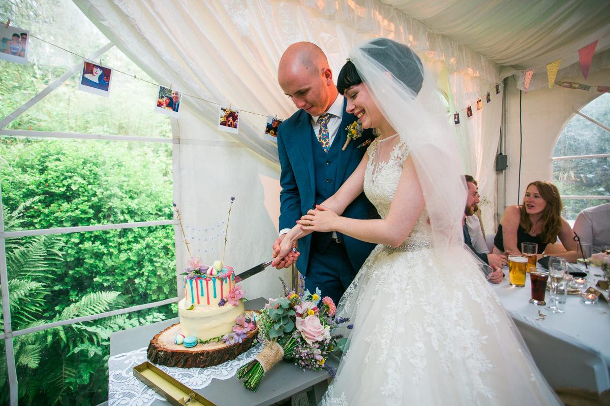 Chequers Ledsham Wedding-85