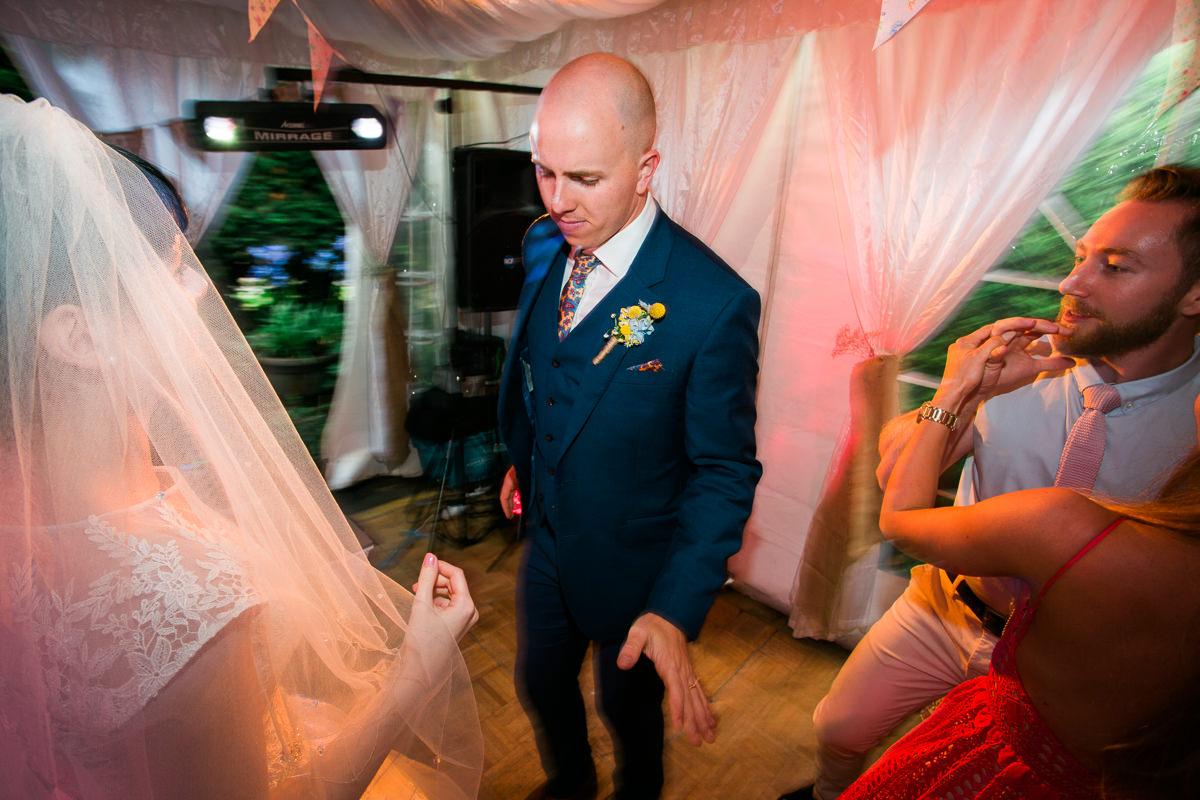 Chequers Ledsham Wedding-89