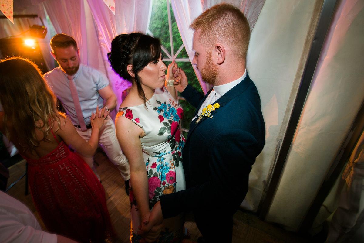 Chequers Ledsham Wedding-90