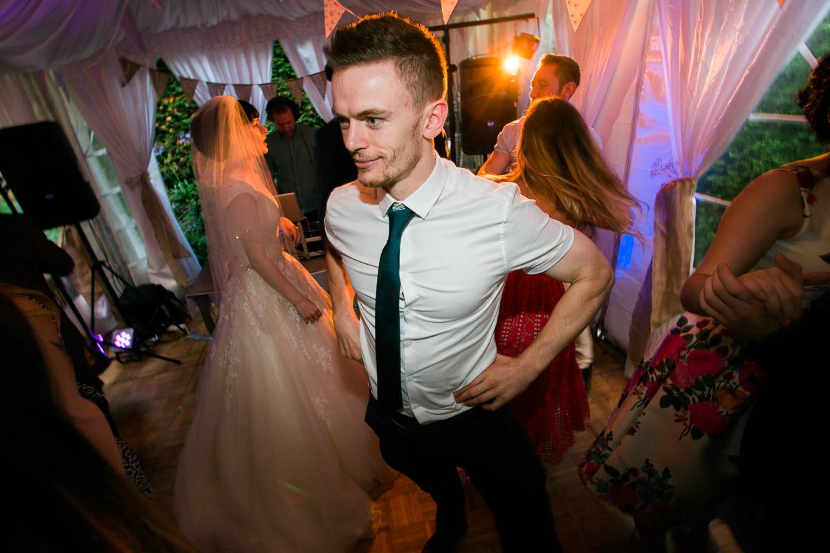 Chequers Ledsham Wedding-91