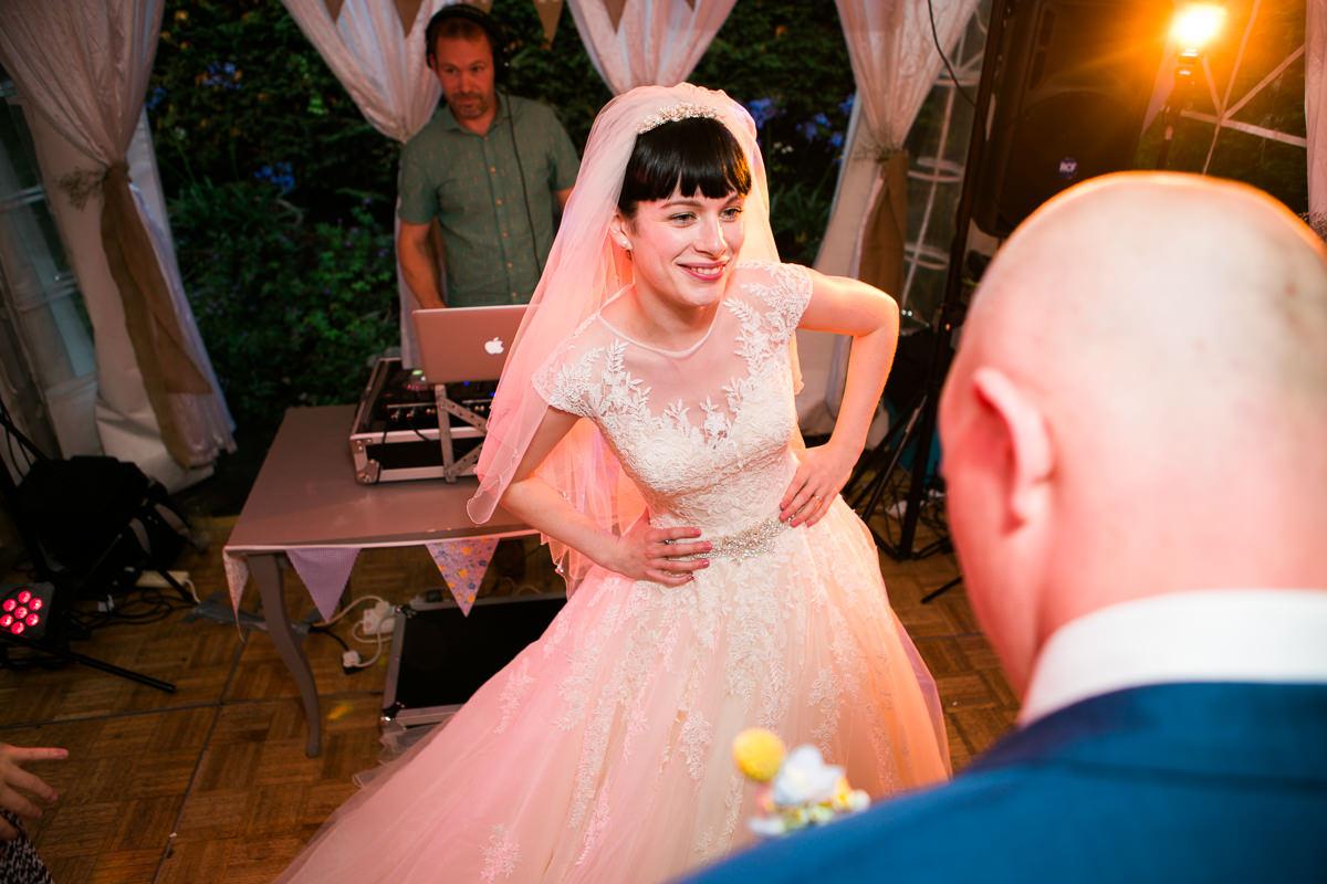 Chequers Ledsham Wedding-92