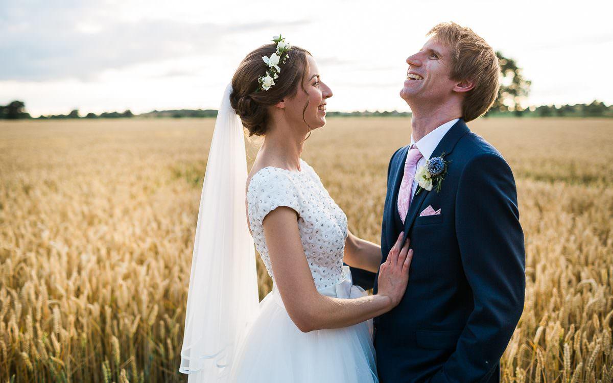 Naomi & Andrew | Wedding at Alveston Pastures Farm