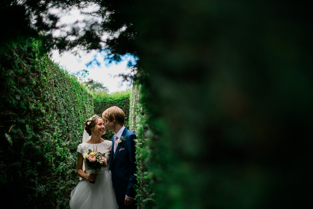 Wedding at Alveston Pastures Farm
