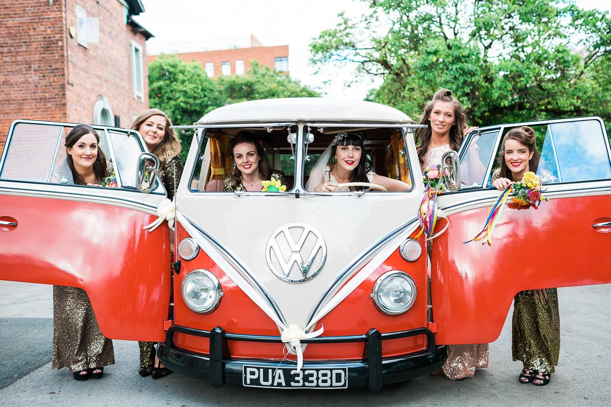 The Faversham Wedding