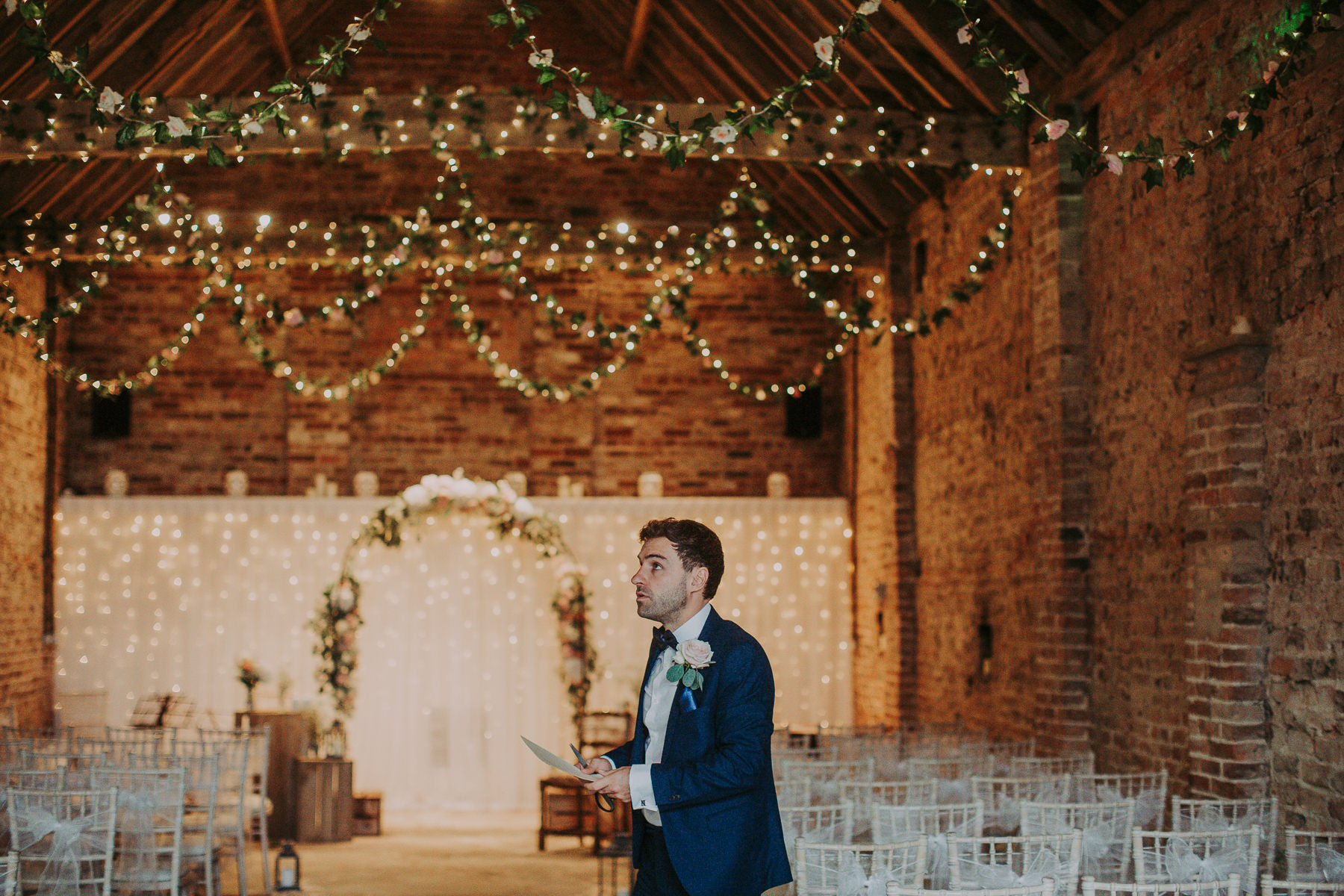 Natalie & Bill | Barmbyfield Barns Wedding 28