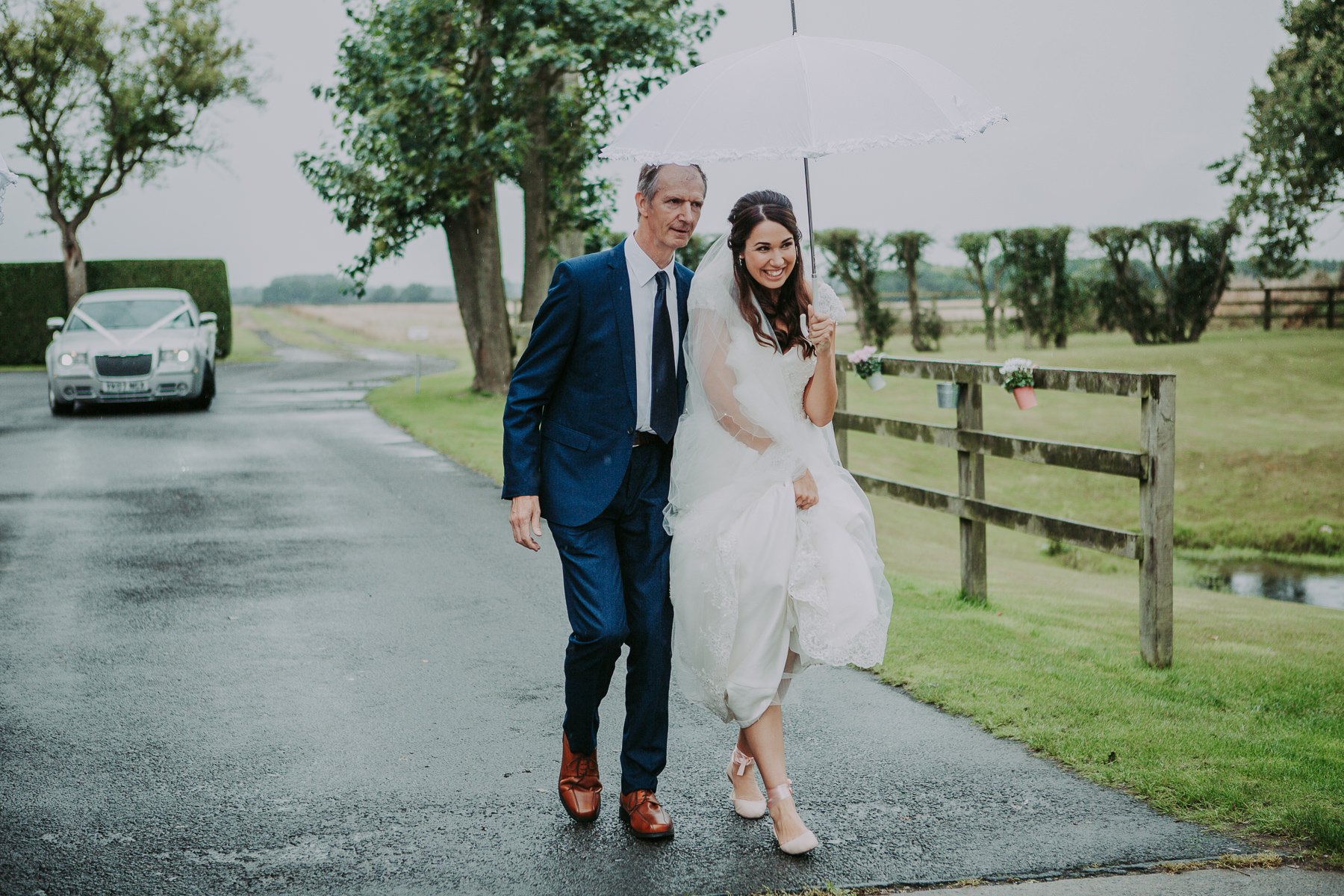 Natalie & Bill | Barmbyfield Barns Wedding 47