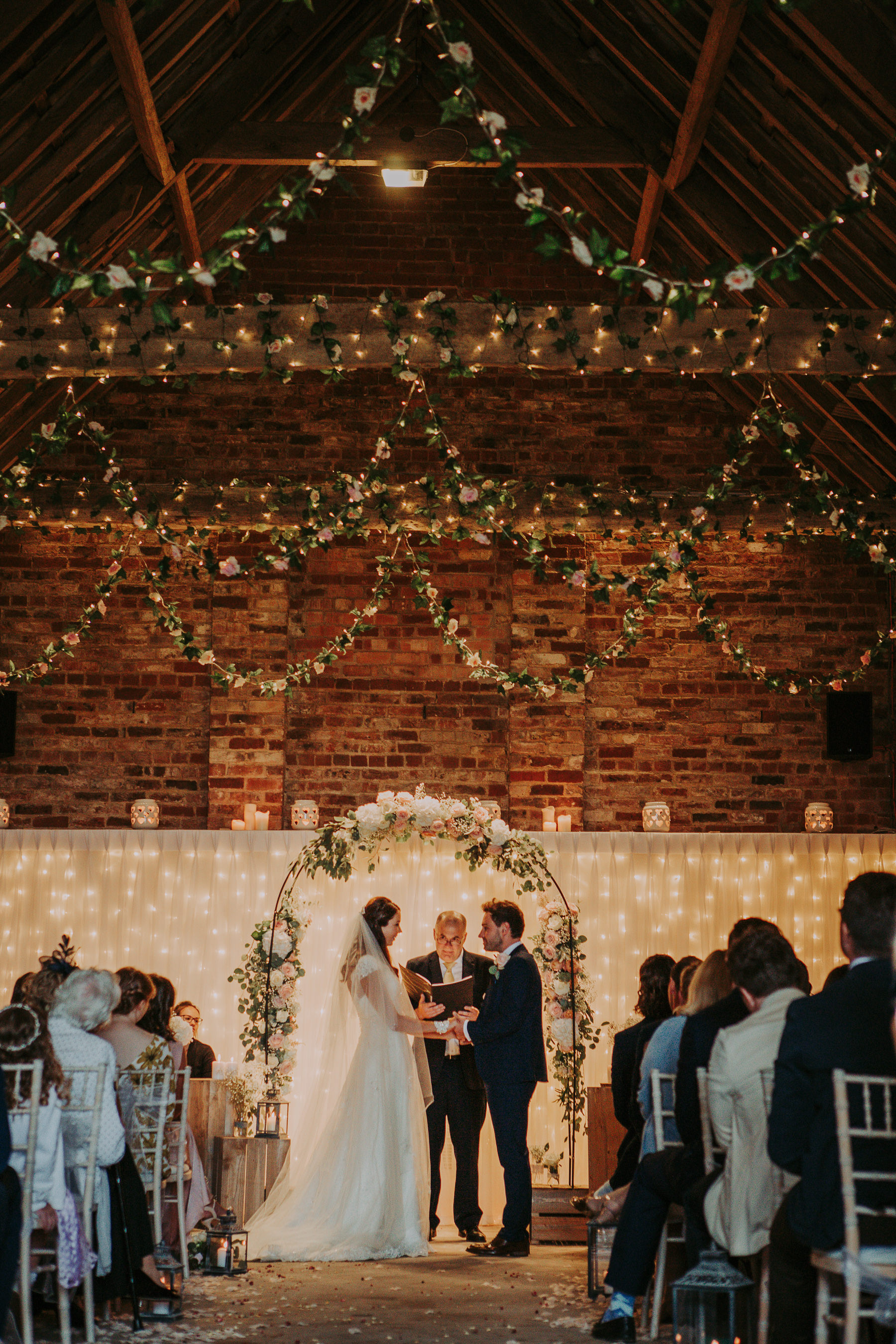 Barmbyfield barn wedding