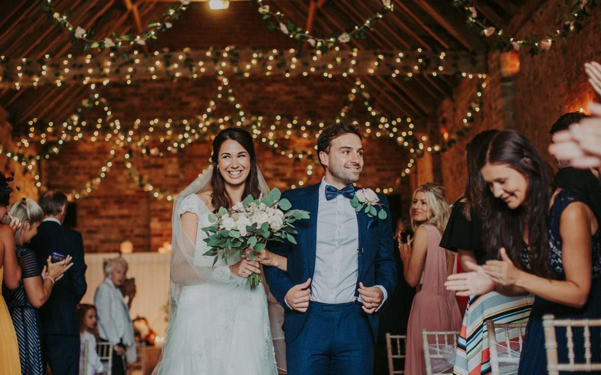 Natalie & Bill | Barmbyfield Barns Wedding