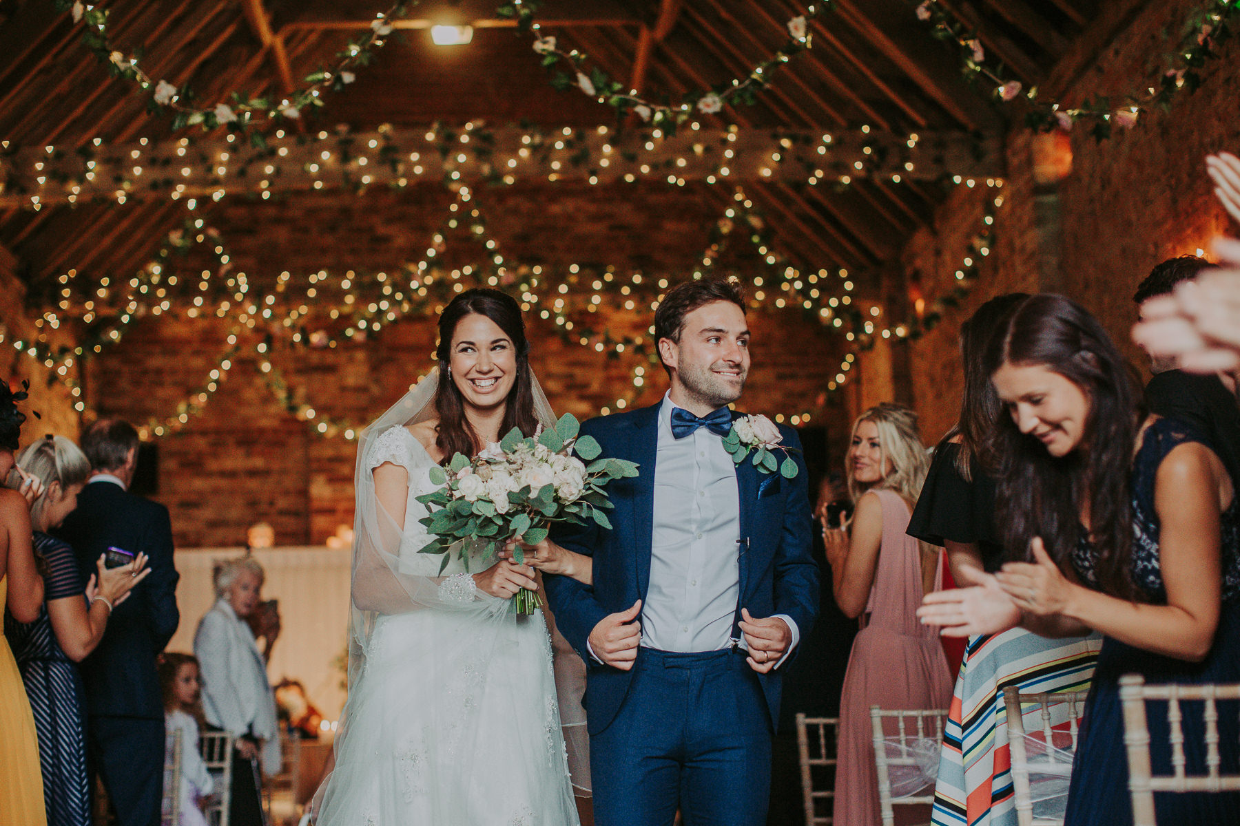 Barmbyfield Barns Wedding