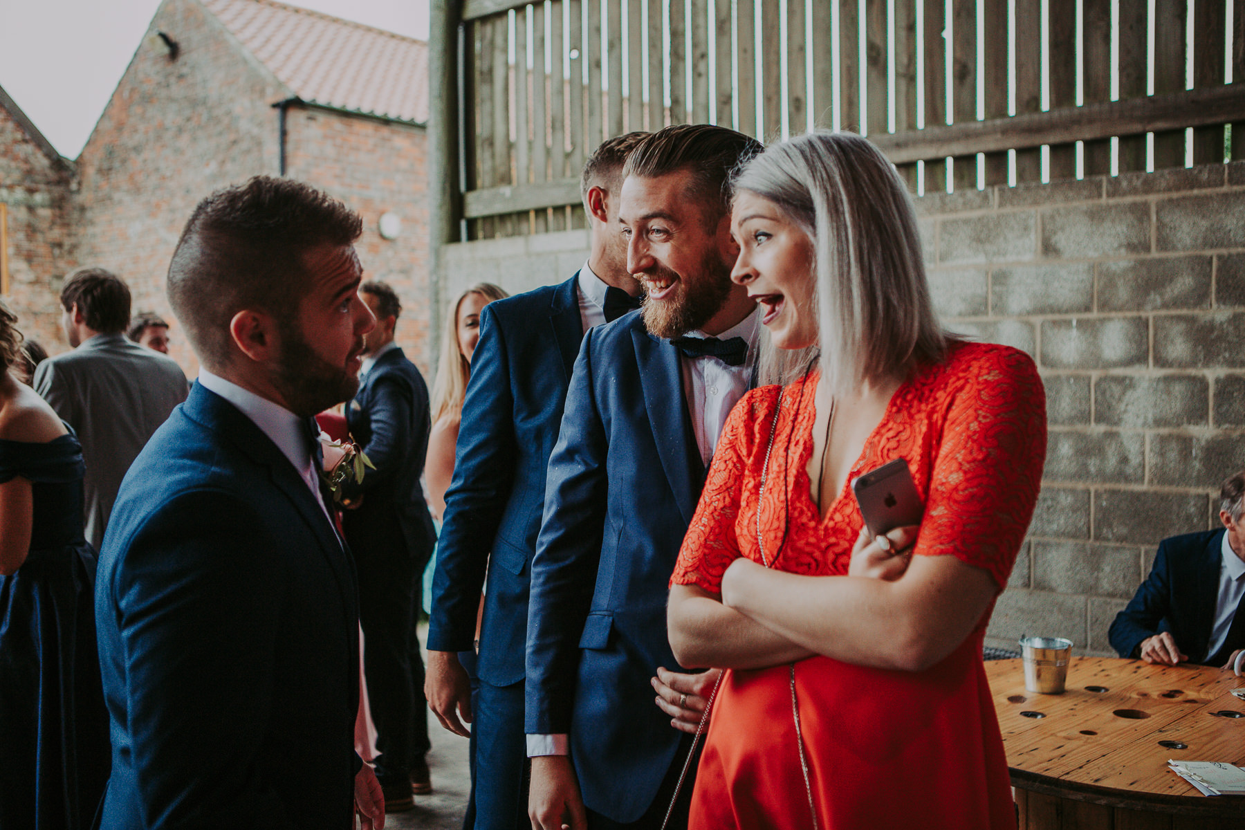 Natalie & Bill | Barmbyfield Barns Wedding 61