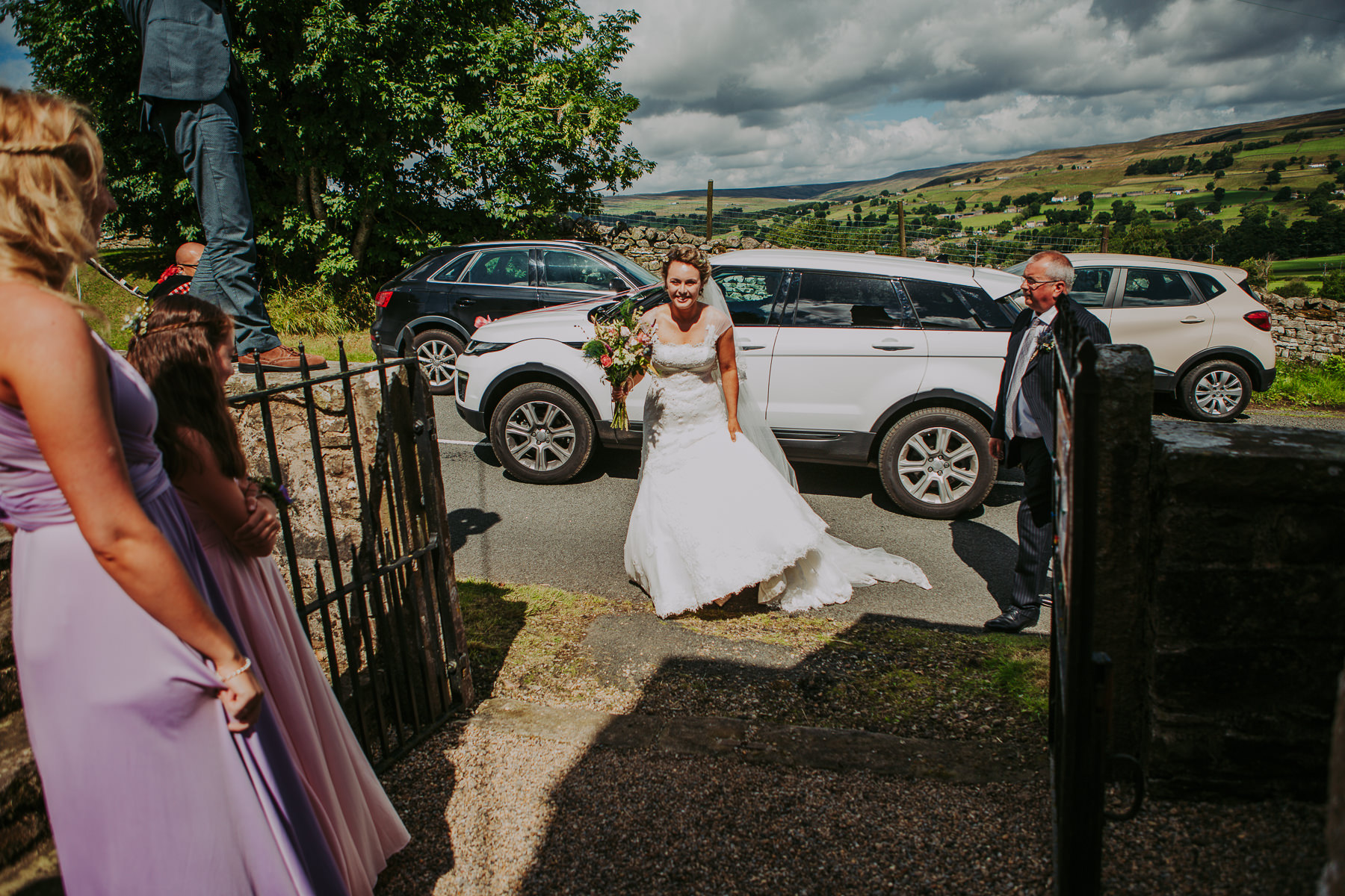 Natalie & Will | County Durham Wedding 261