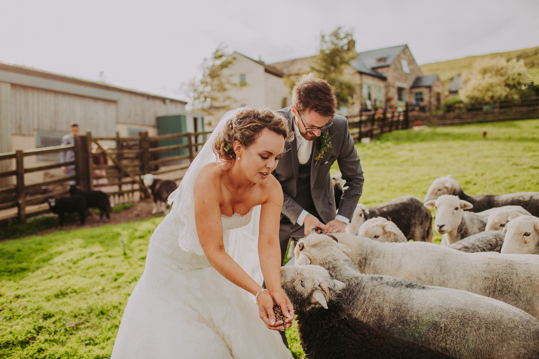 Natalie & Will | County Durham Wedding 289