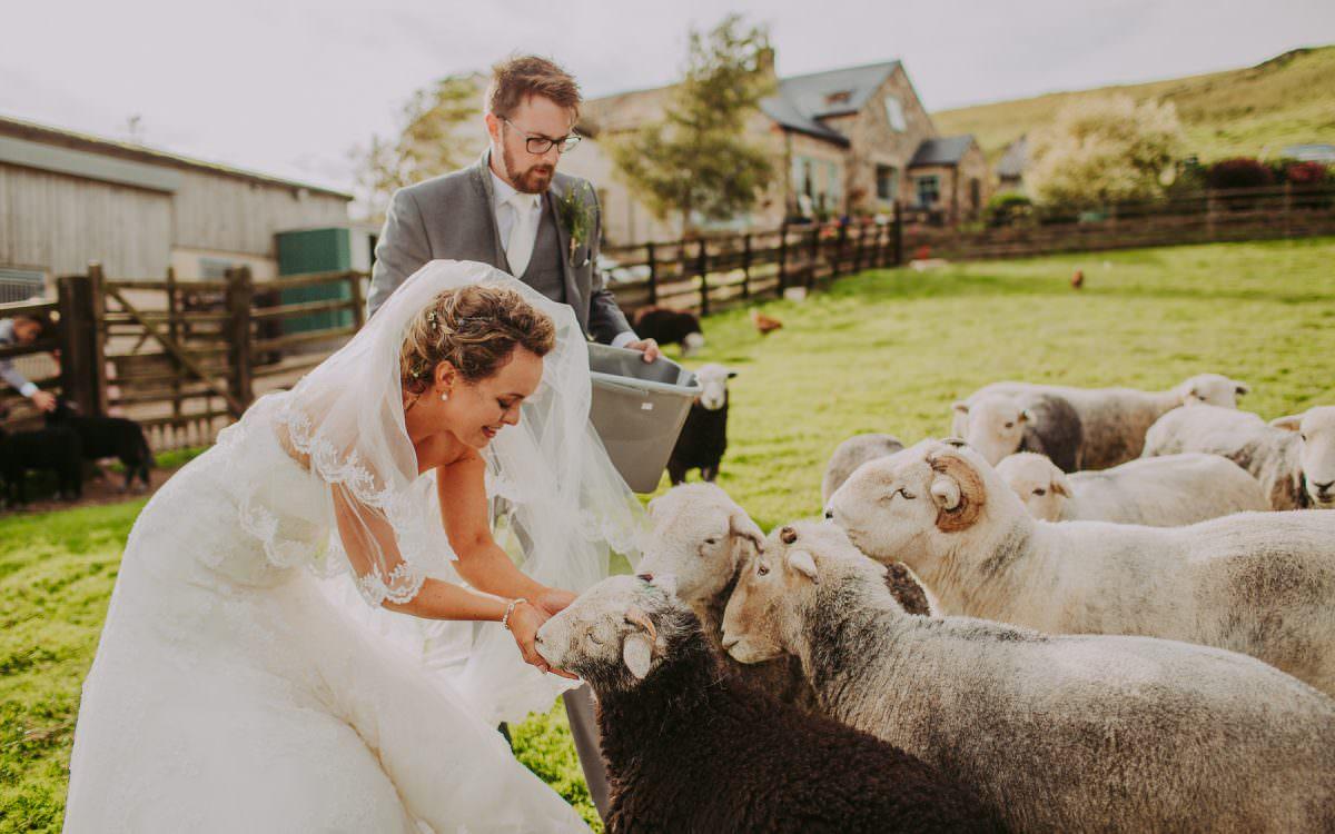 Natalie & Will | County Durham Wedding