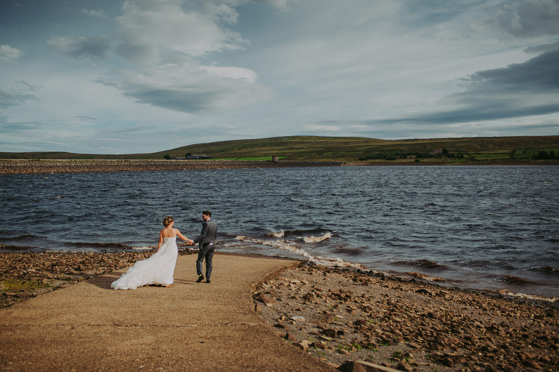 Natalie & Will | County Durham Wedding 293