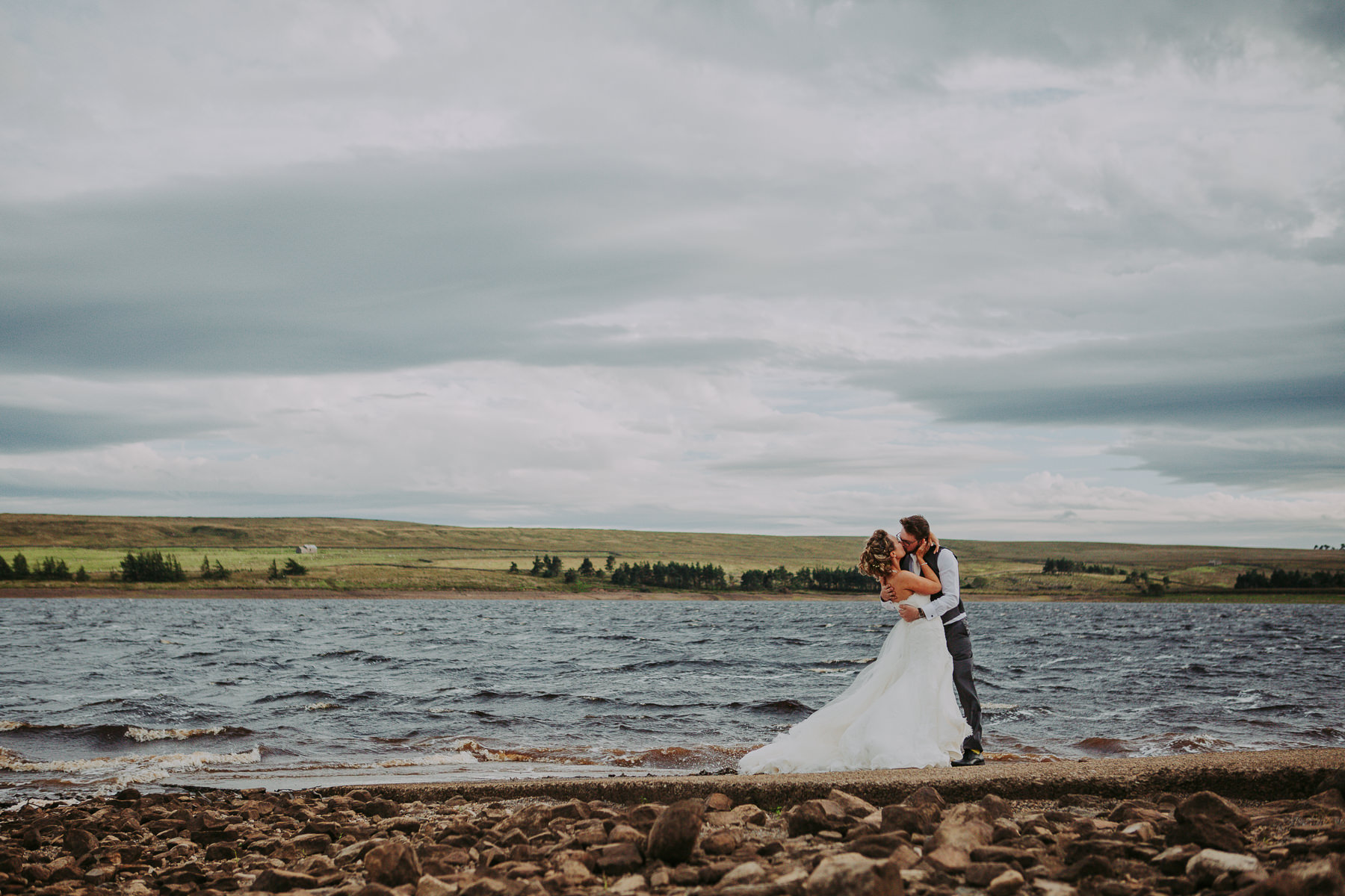 Natalie & Will | County Durham Wedding 296