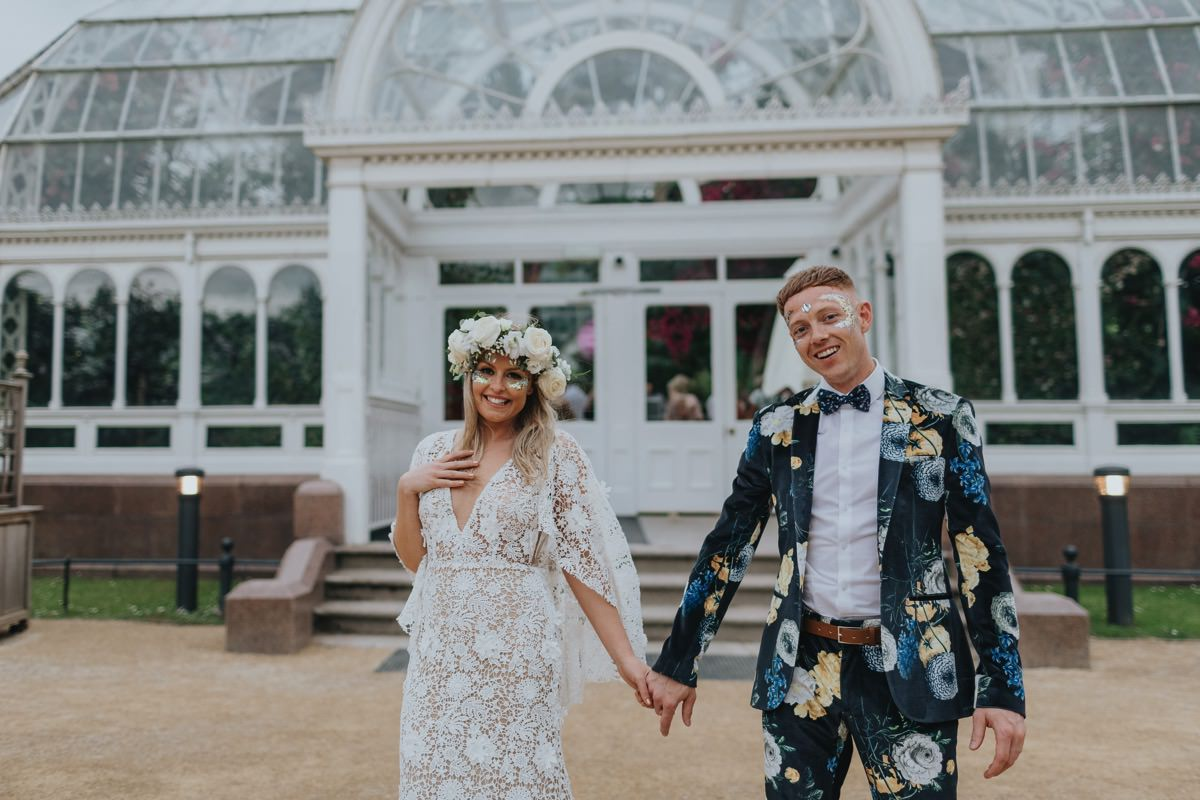 Sarah & Matt | Sefton Park Wedding 89