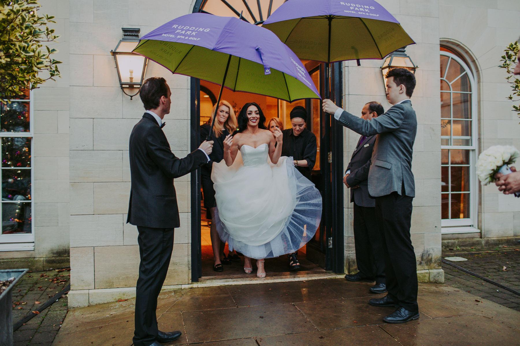 Rudding Park Wedding