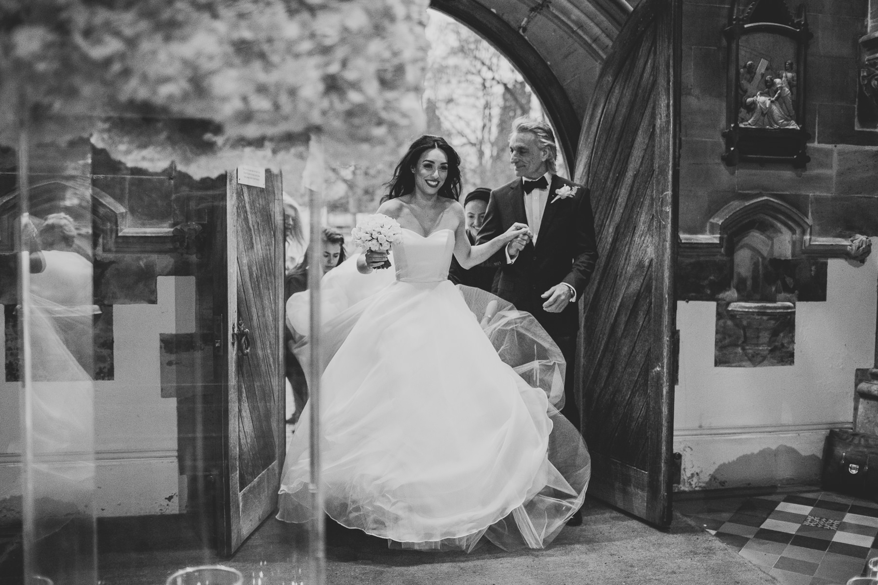 Chloe & Tom | Rudding Park Wedding 77
