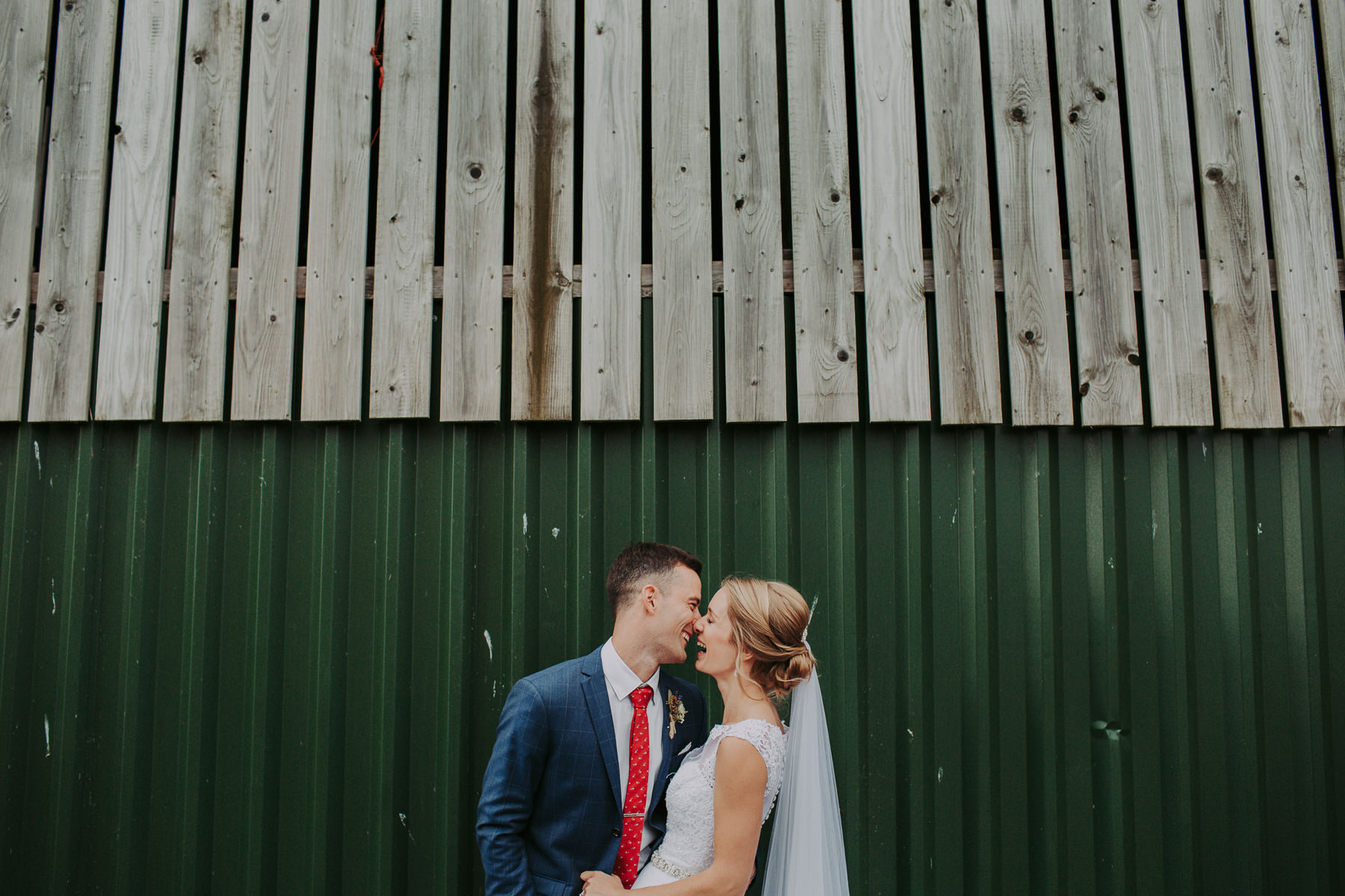Claire & Randall | Sandhole Oak Barn Wedding 248