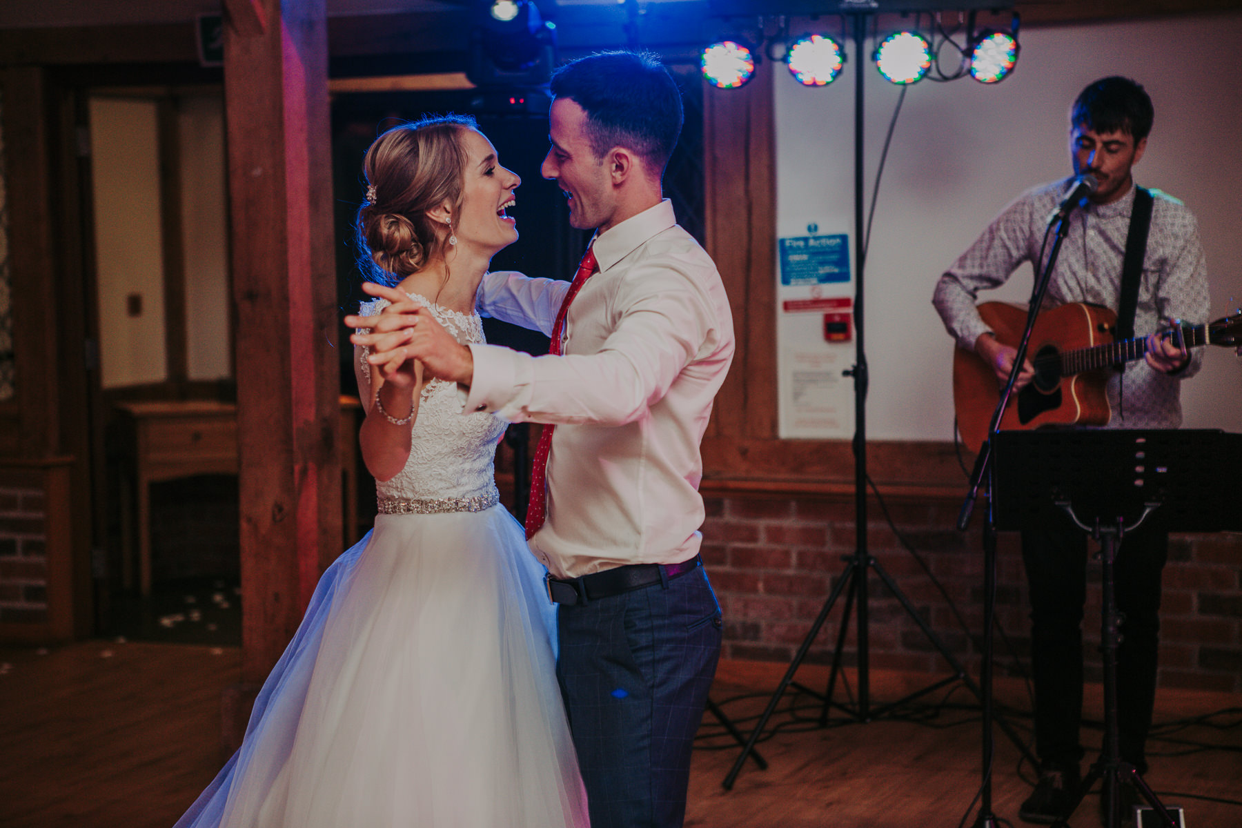 Claire & Randall | Sandhole Oak Barn Wedding 271