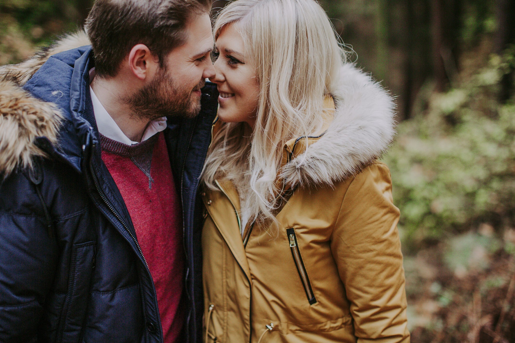 Emily & Phil | Newmillerdam engagement shoot 27