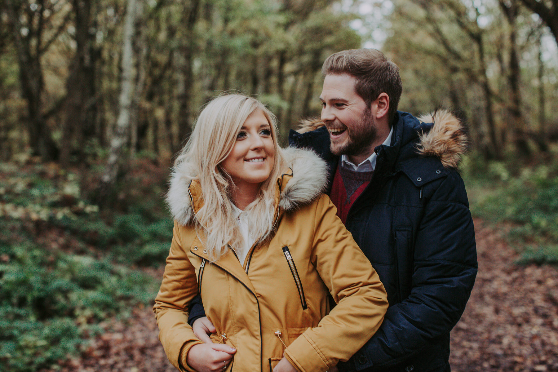 Emily & Phil | Newmillerdam engagement shoot 31