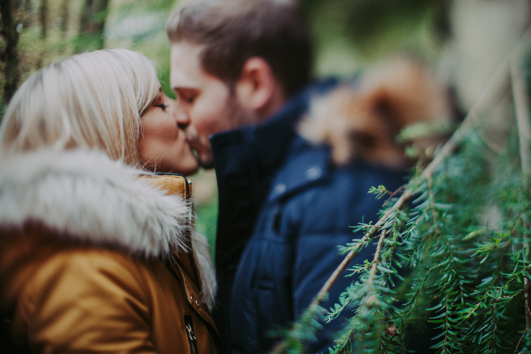 Emily & Phil | Newmillerdam engagement shoot 33