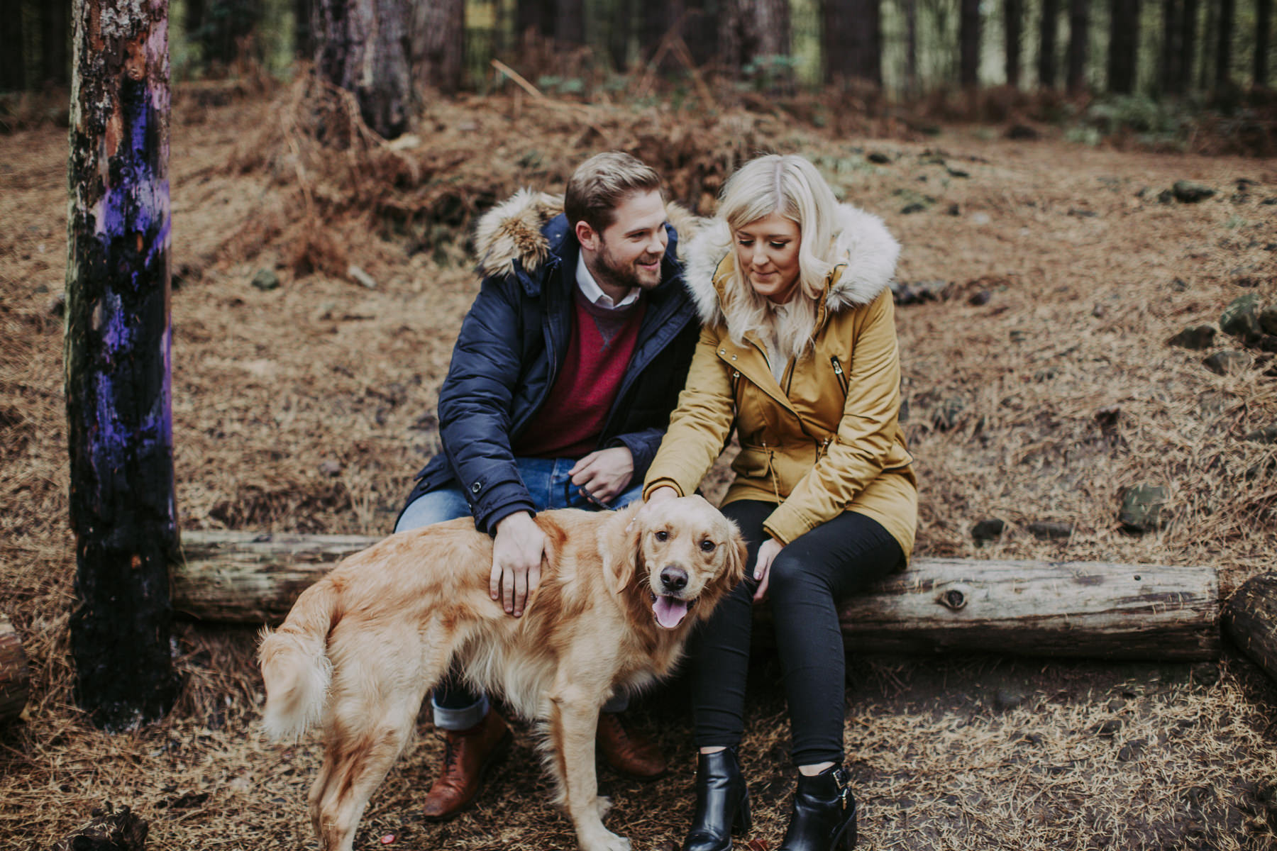 Emily & Phil | Newmillerdam engagement shoot 21