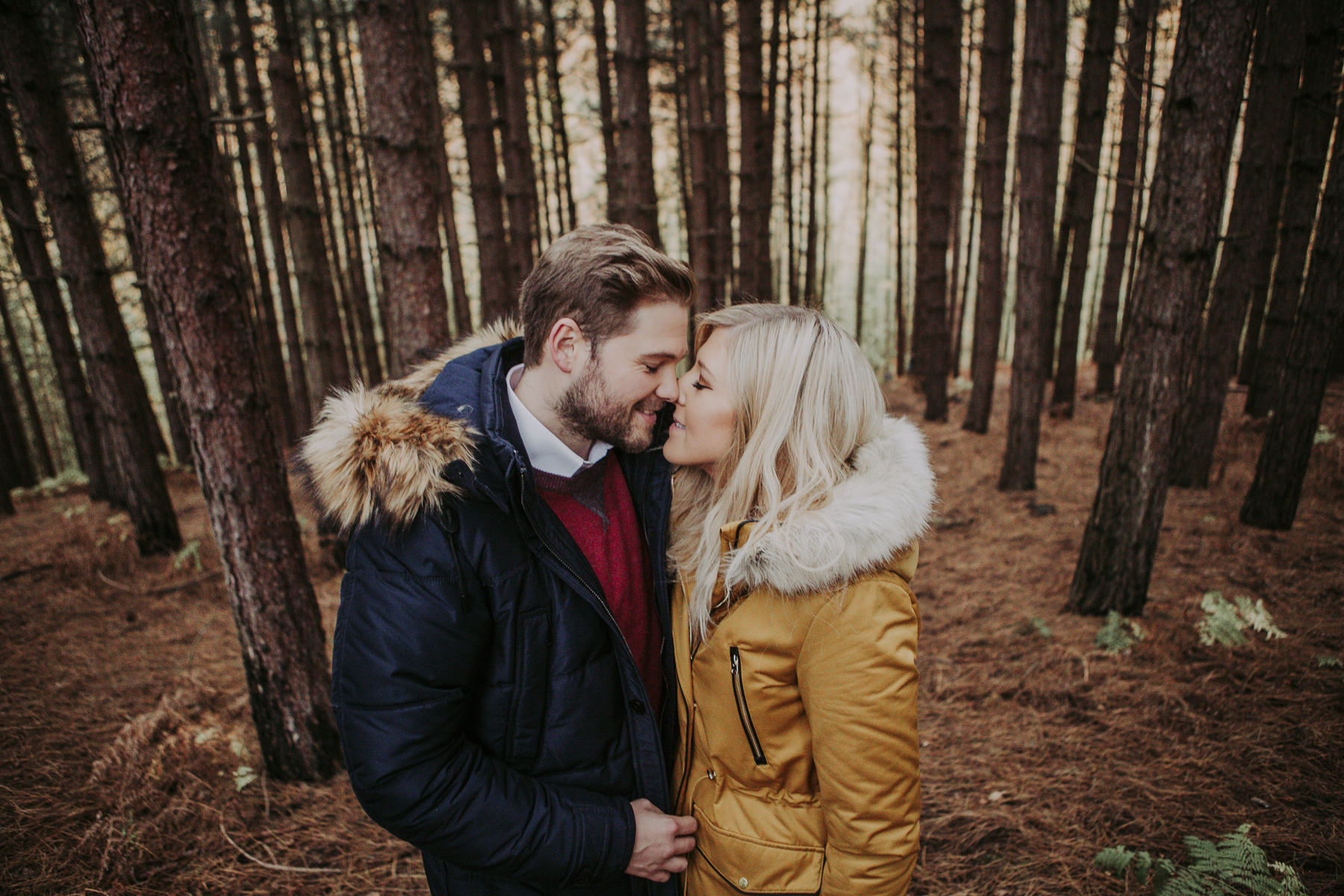 Emily & Phil | Newmillerdam engagement shoot 35