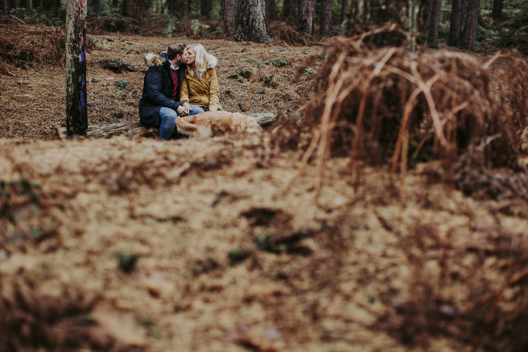 Emily & Phil | Newmillerdam engagement shoot 22