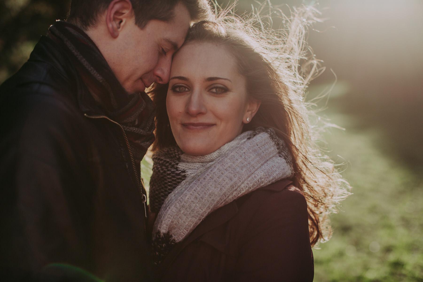 Katia & Matt | Engagement shoot Yorkshire 18