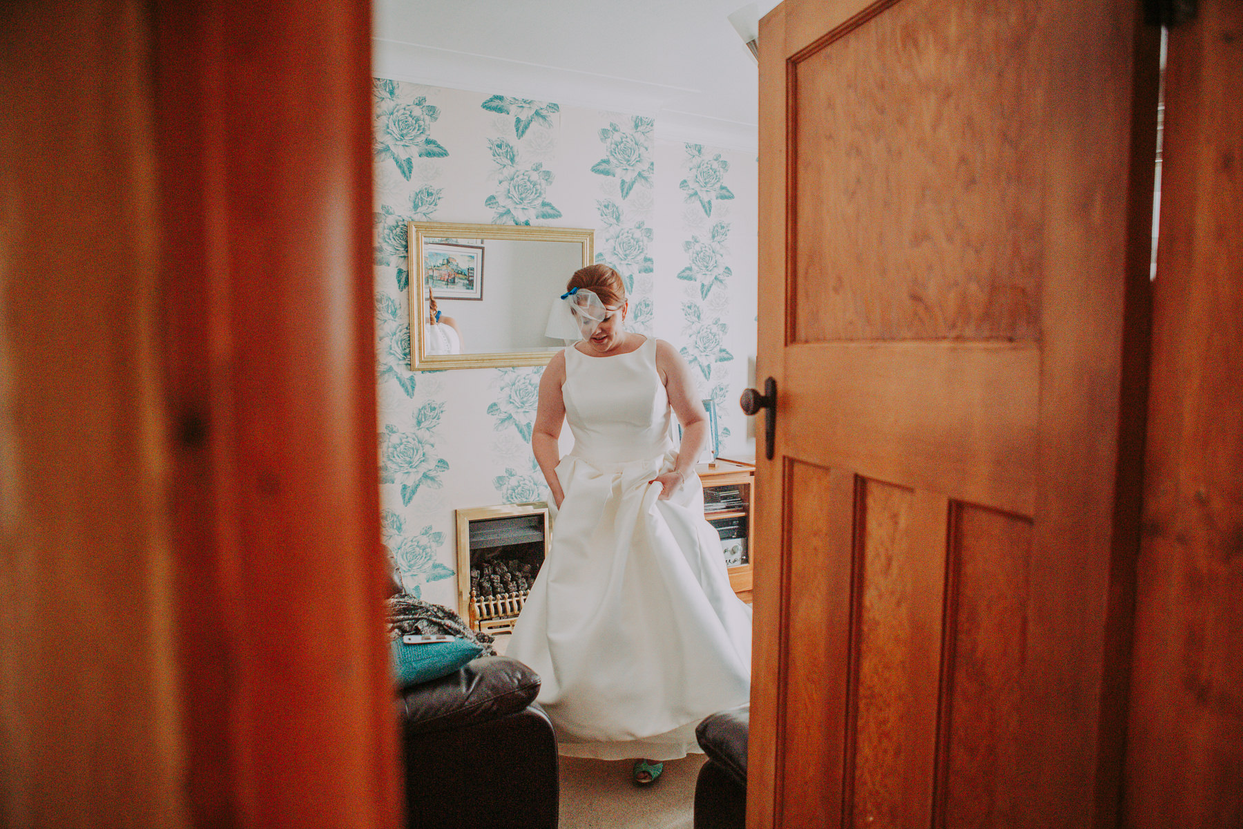 Laura & Adam | Yorkshire Sculpture Park Wedding 23