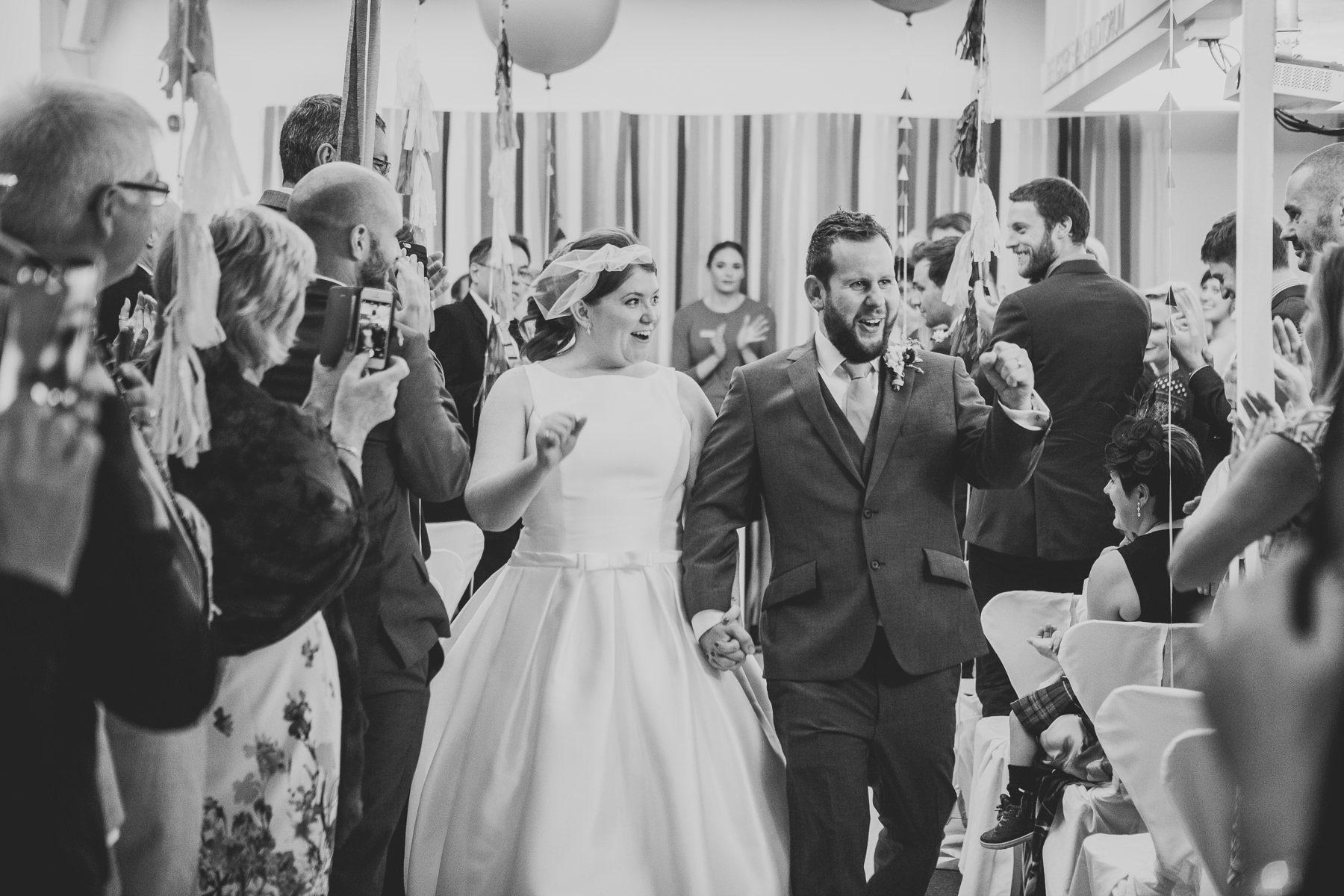 Laura & Adam | Yorkshire Sculpture Park Wedding 48