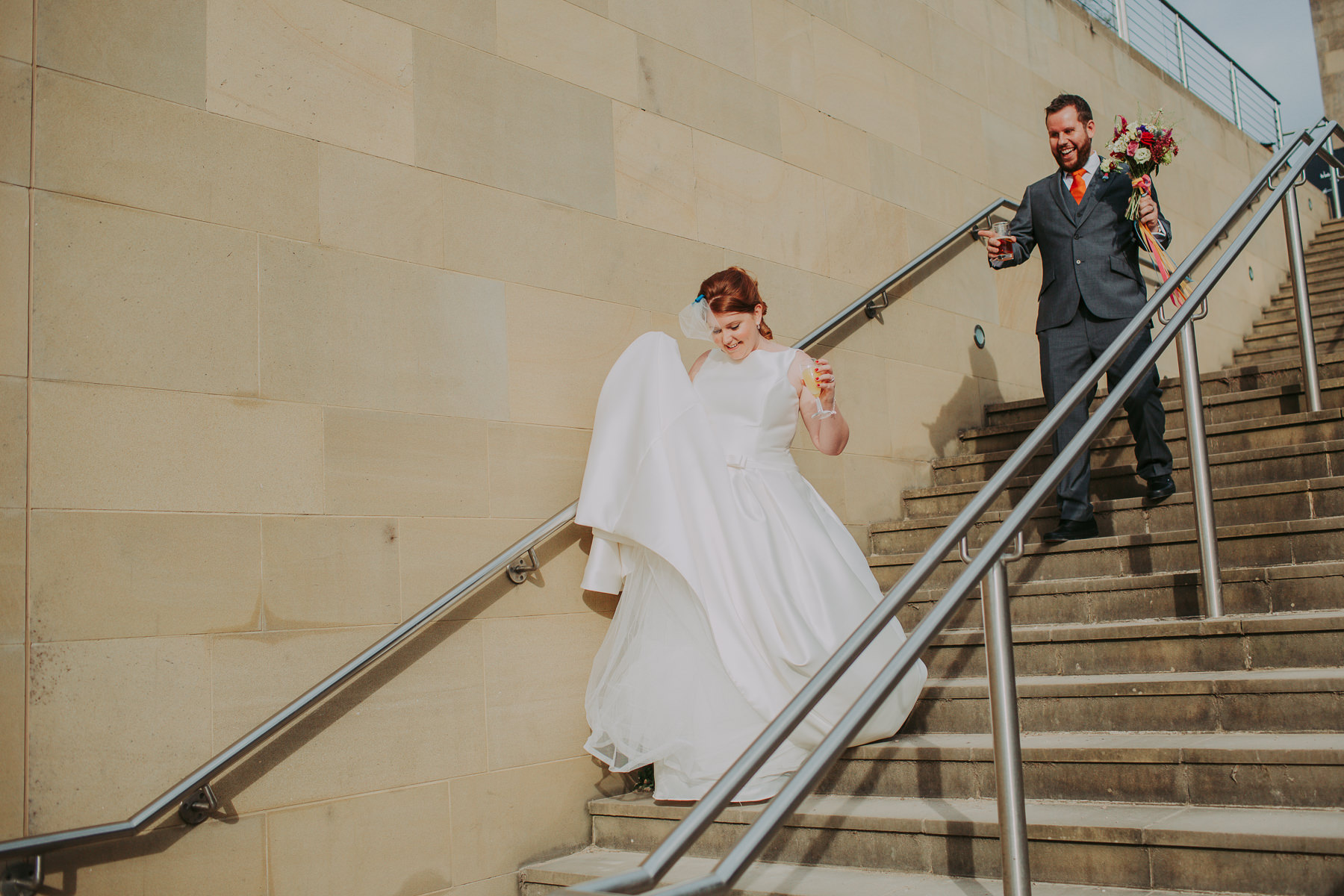Laura & Adam | Yorkshire Sculpture Park Wedding 50
