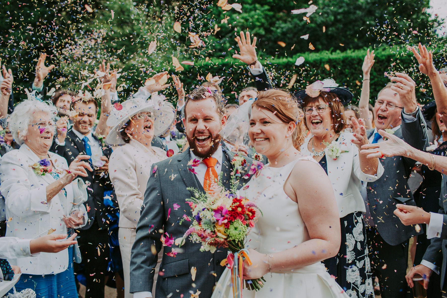 Laura & Adam | Yorkshire Sculpture Park Wedding 51