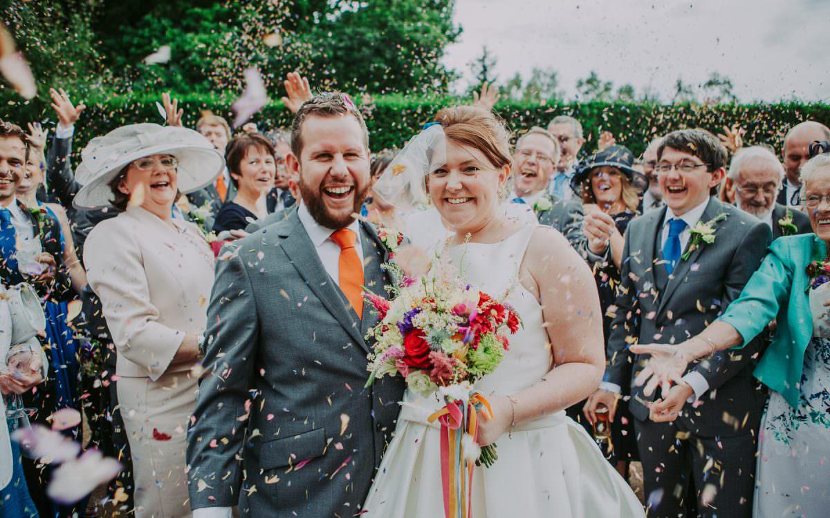 Laura & Adam | Yorkshire Sculpture Park Wedding