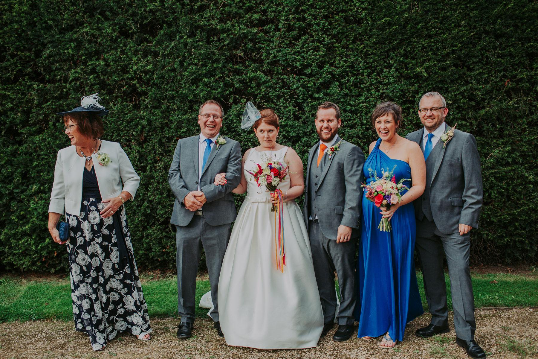 Yorkshire Sculpture Park Wedding