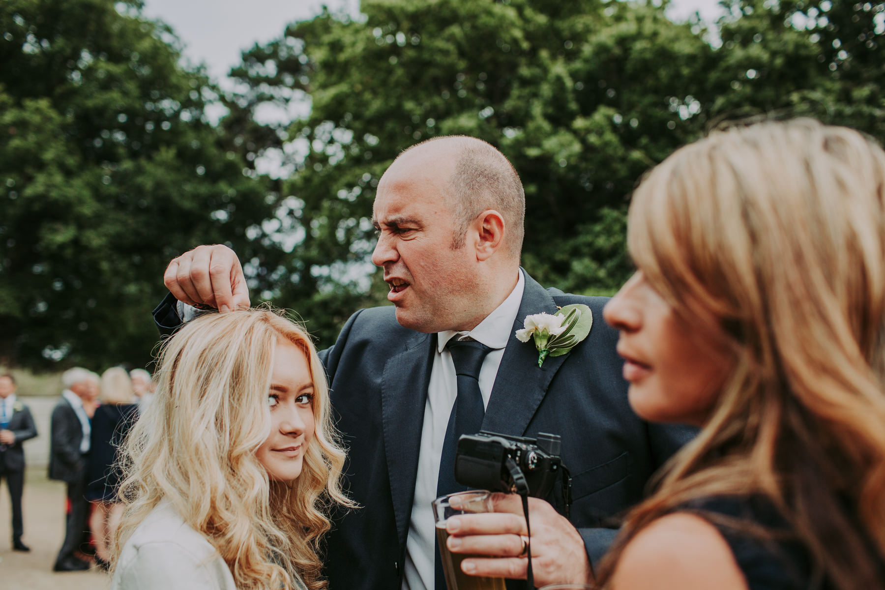 Laura & Adam | Yorkshire Sculpture Park Wedding 53