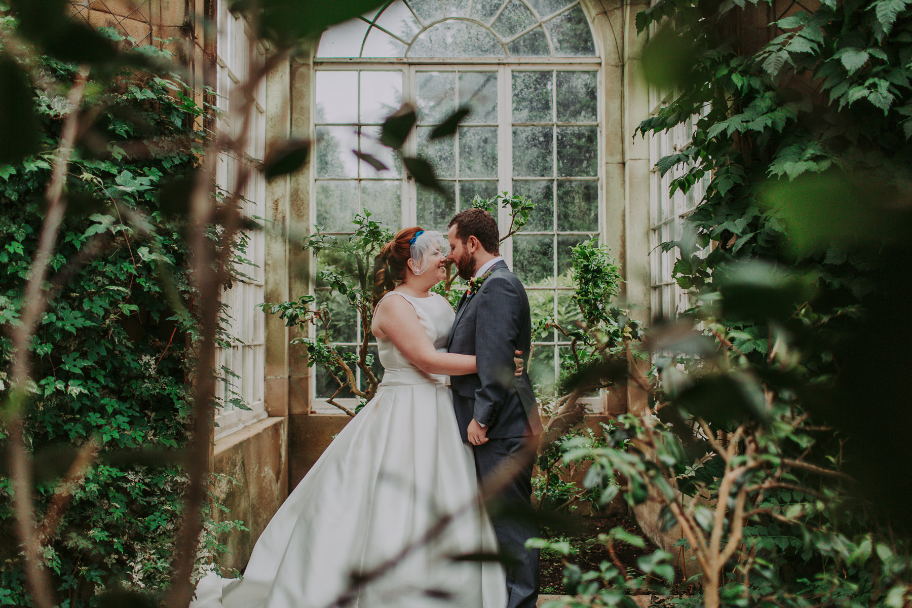 Laura & Adam | Yorkshire Sculpture Park Wedding 56