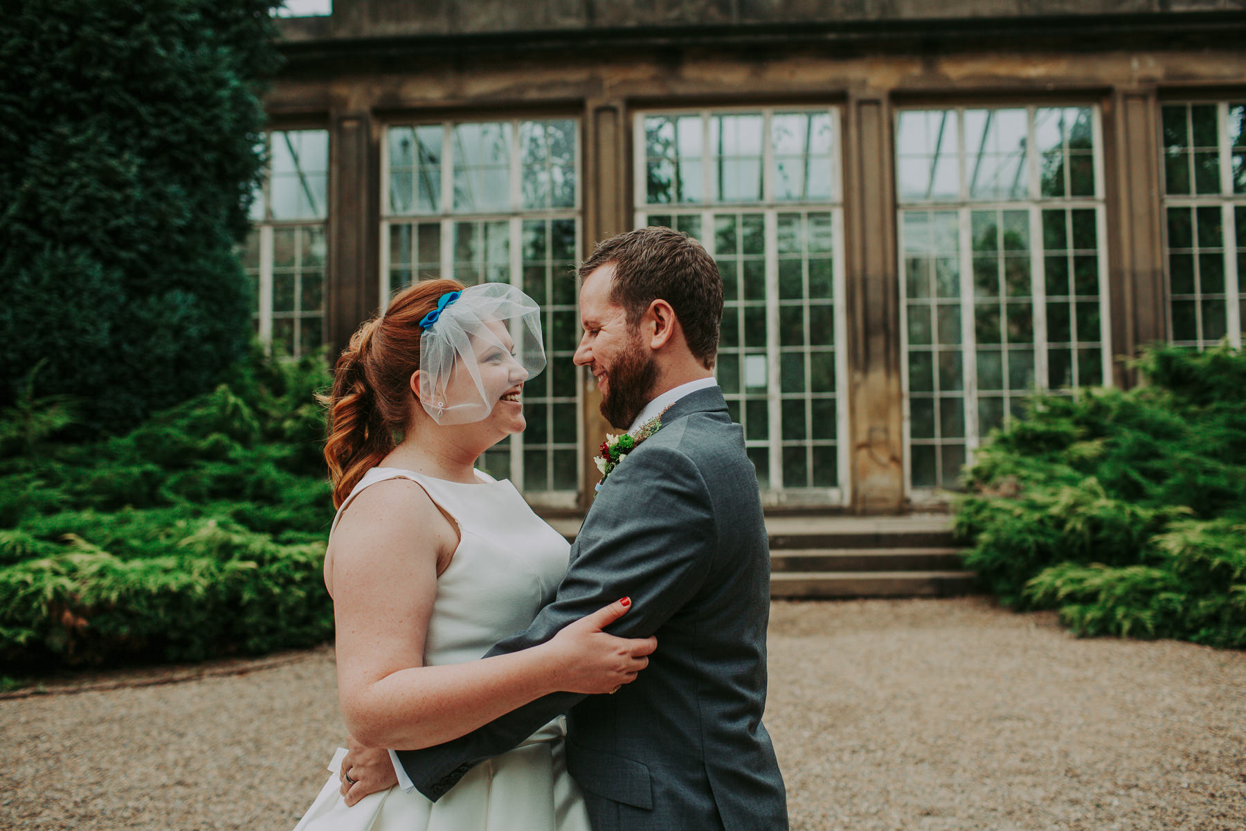 Laura & Adam | Yorkshire Sculpture Park Wedding 58