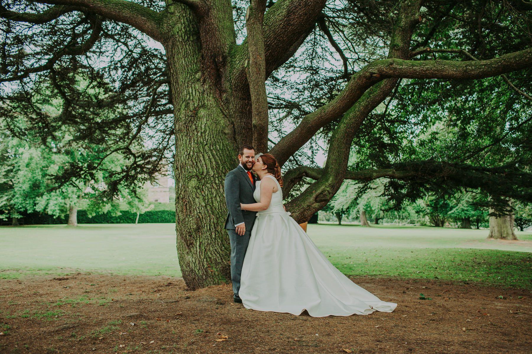 Laura & Adam | Yorkshire Sculpture Park Wedding 59