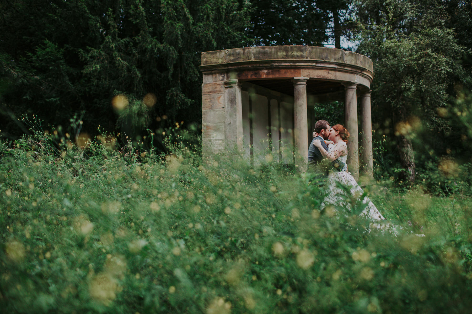 Laura & Adam | Yorkshire Sculpture Park Wedding 64