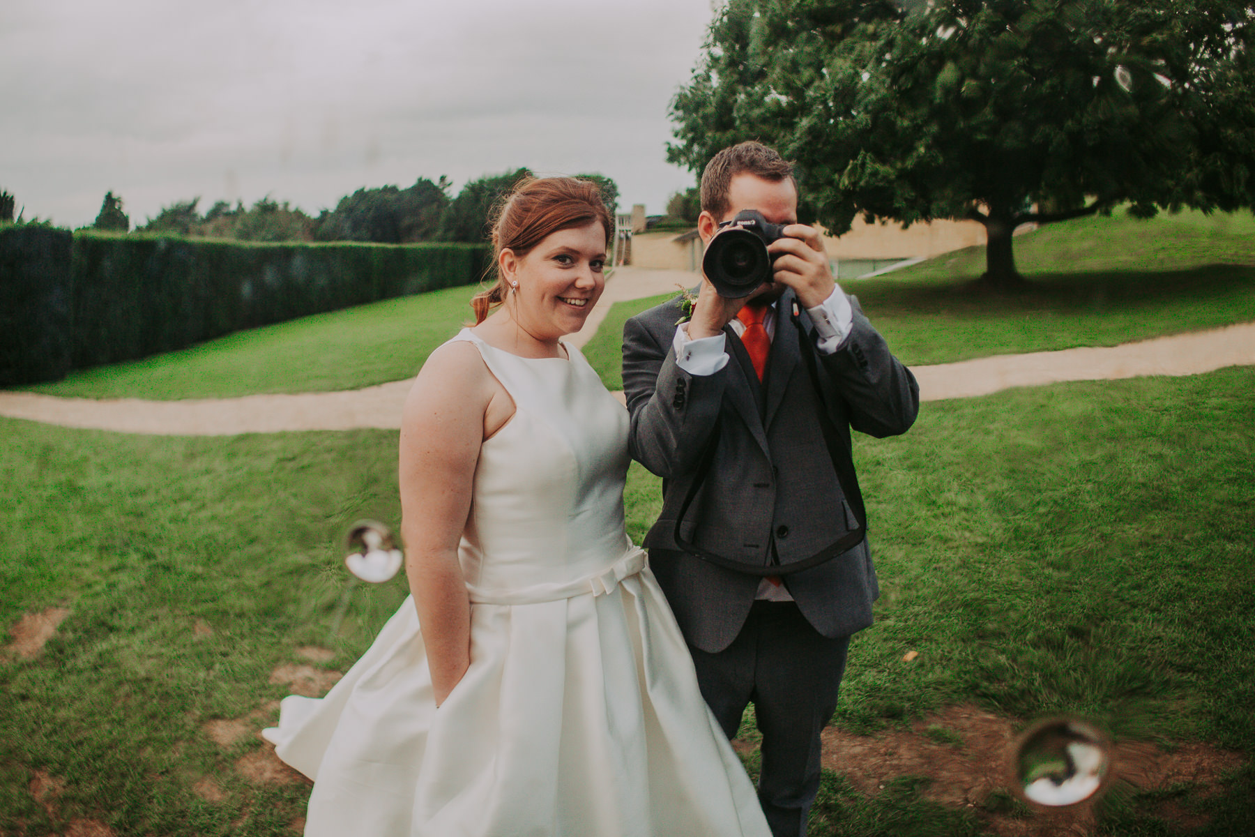 Laura & Adam | Yorkshire Sculpture Park Wedding 67
