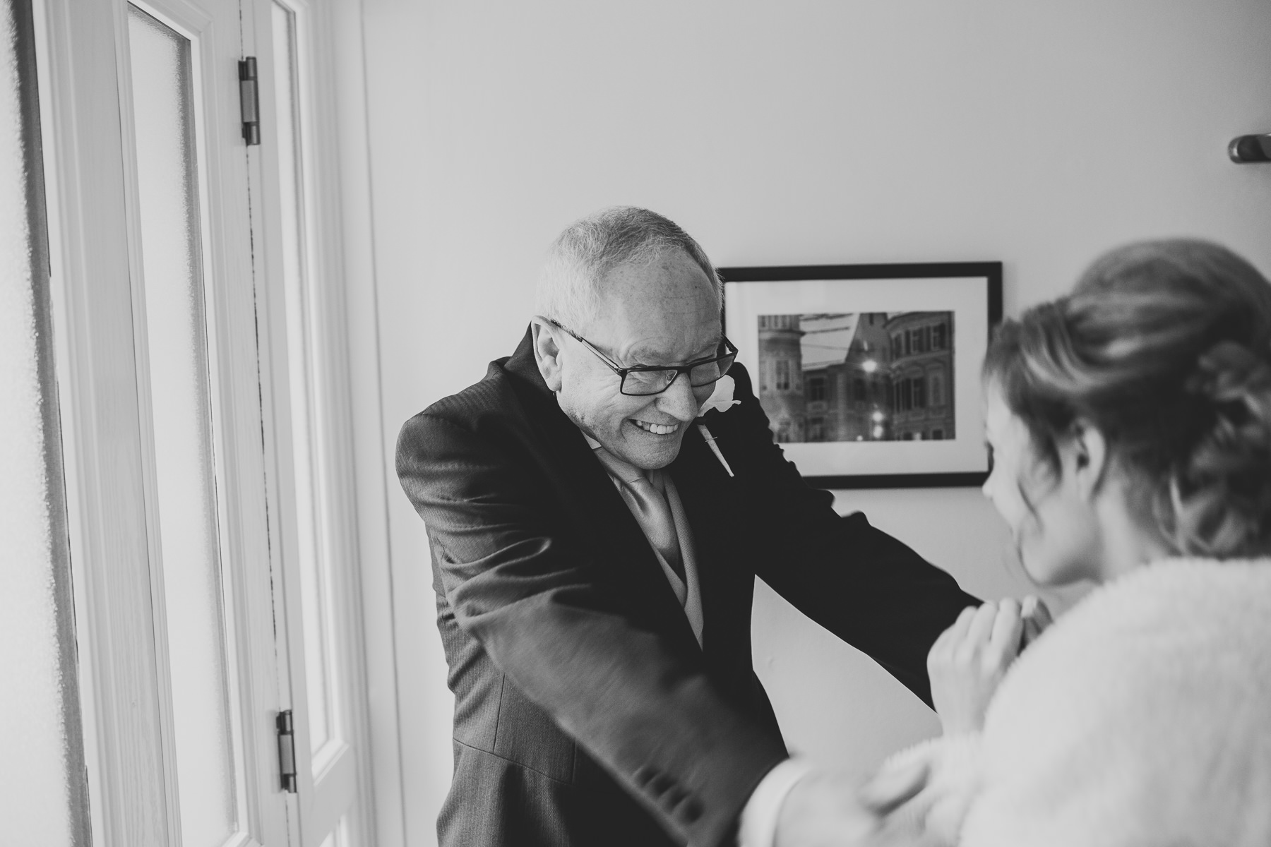 Meg & Jon | Wood Hall Hotel Wedding 286
