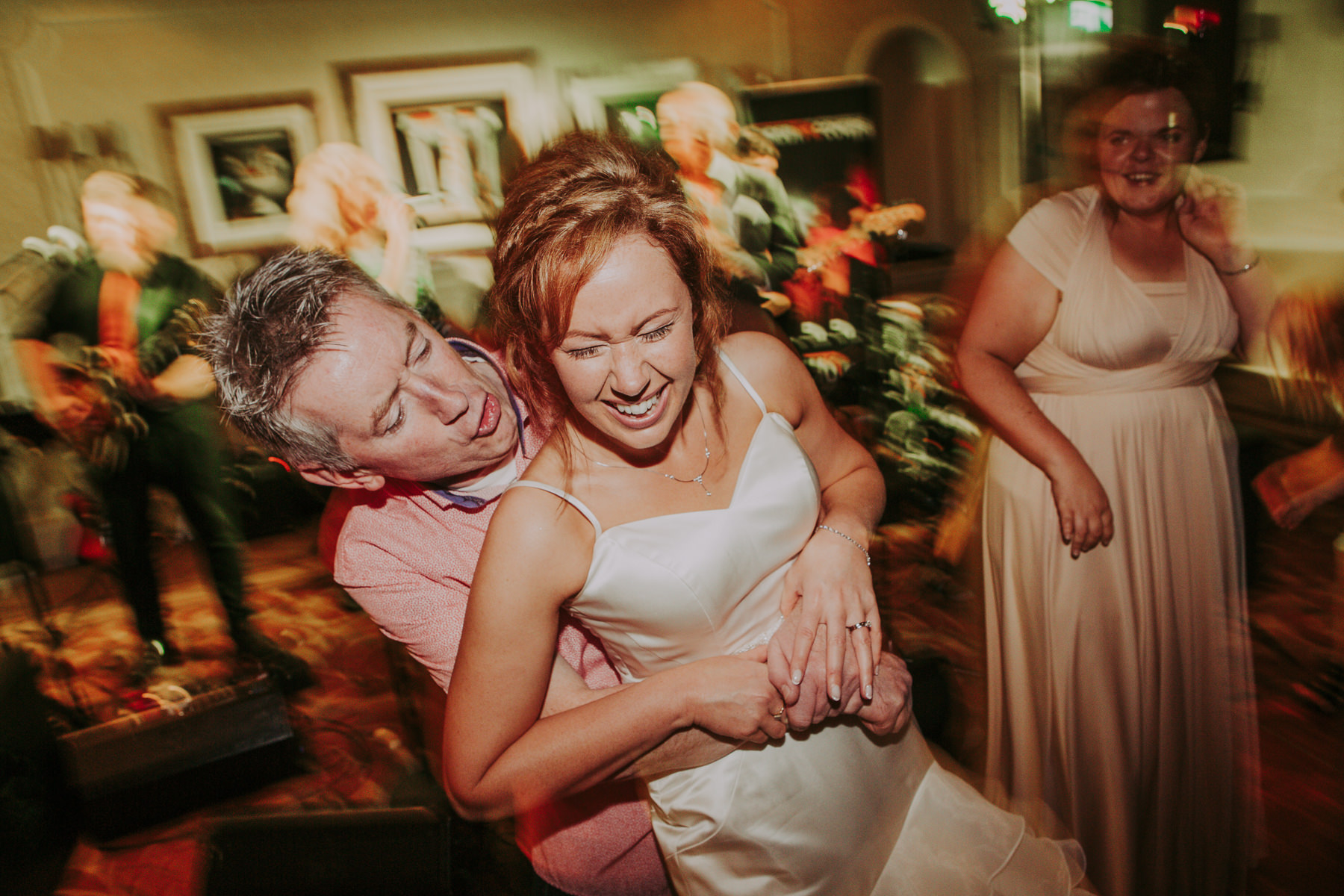 Meg & Jon | Wood Hall Hotel Wedding 368